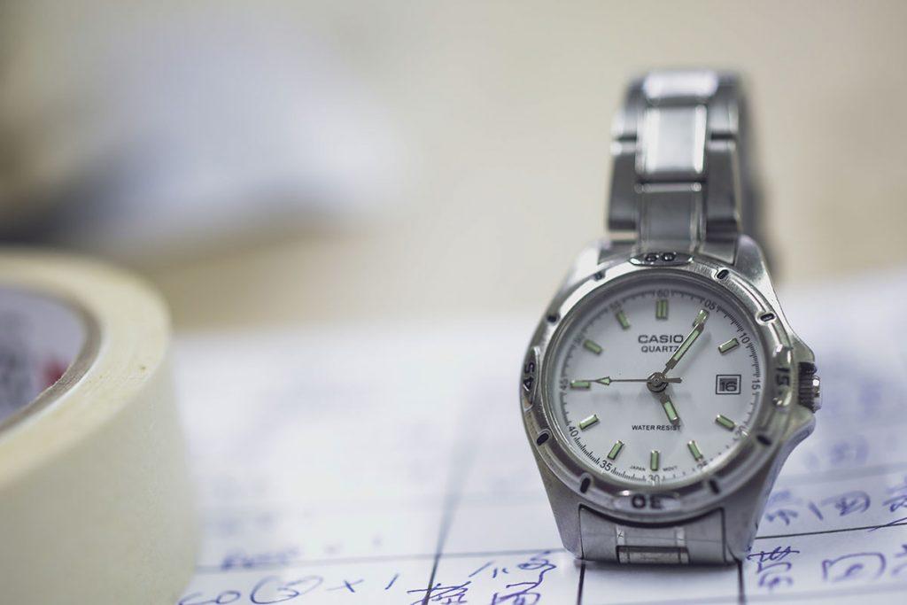 舊手錶標誌了某段青春回憶,是其價值所在。